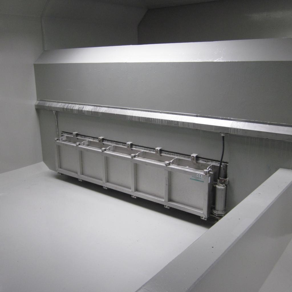 液压水力冲洗门 调蓄池冲洗装置 前进精品优选