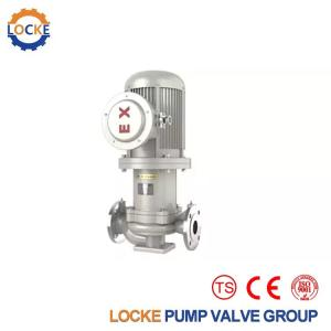 进口不锈钢磁力管道泵德国洛克产品详情 产品图片