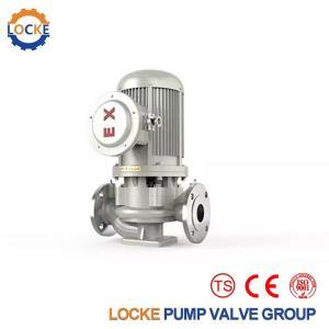 进口立式管道泵德国洛克参数尺寸图片 产品图片