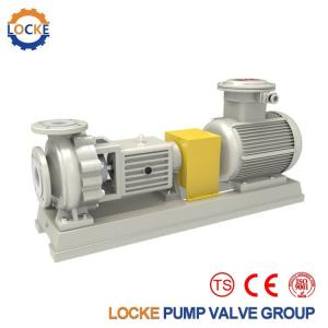 进口衬氟离心泵产品优点-德国洛克 产品图片