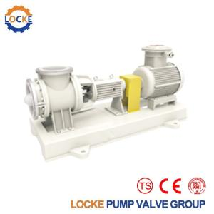 进口衬氟轴流泵产品优势-德国洛克 产品图片