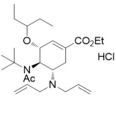 磷酸奥司他韦中间体十一步