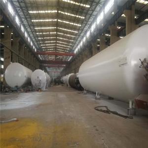 液氧储罐生产工厂液氧储罐