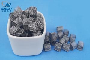西塔环小填料变压器厂/分馏/精馏/过滤材料不锈钢网θ环丝网
