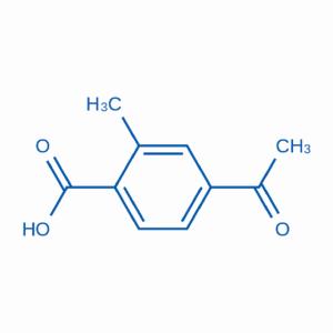 2-甲基-4-乙酰基苯甲酸   CAS:55860-35-0     厂家热销