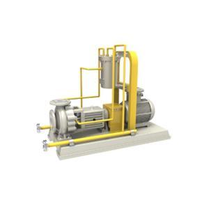 进口石油化工流程衬氟离心泵产品简介-德国洛克 产品图片