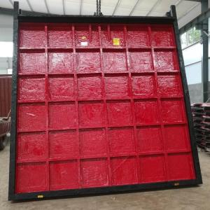 铸铁弧形闸门 弧形铸铁闸门 供应