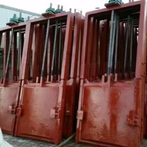 铸铁闸门厂商 黑龙江铸铁闸门 铸铁铜圆闸门价格