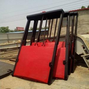 机闸一体式铸铁闸门操作简便