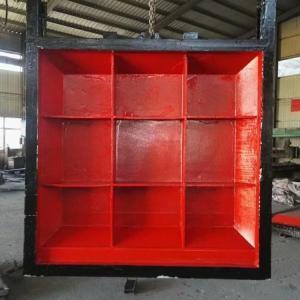 铸铁方形闸门  启闭机闸门 渠道铸铁闸门 货到付款