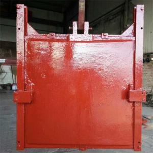 方形铸铁闸门 方形铸铁闸门