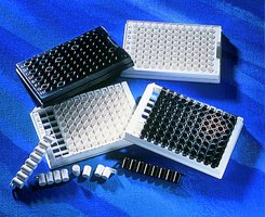康宁® 96 孔半区微孔板 产品图片