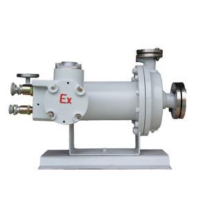 进口热水循环屏蔽泵产品参数-德国洛克 产品图片