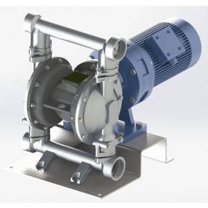进口不锈钢电动隔膜泵认准德国洛克 产品图片
