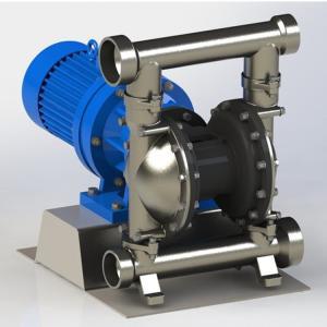 进口电动隔膜泵德国洛克型号齐全安全可靠 产品图片