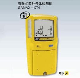 加拿大BW GAMAX-XT4泵吸式标准四合一气体检测仪 产品图片