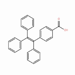 现货 4-(1,2,2-三苯基乙烯基)苯甲酸,CAS号:197153-87-0