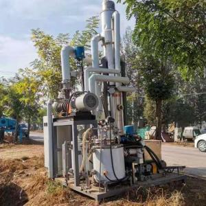 二手蒸发器价格供应二手1吨MVR钛材蒸发器安置步骤 产品图片