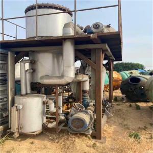 二手蒸发器价值现货转让二手3吨MVR蒸发器价格 产品图片