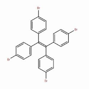 现货供应 四-(4-溴苯)乙烯,CAS号:61326-44-1