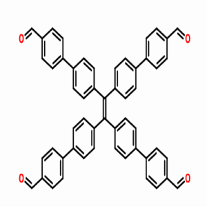 四-(4-醛基-(1,1-联苯))乙烯   CAS:1624970-54-2   厂家热销