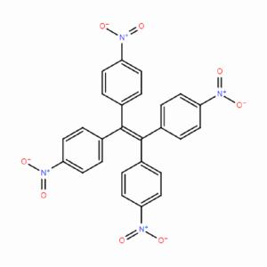 四(4-硝基苯基)乙烯CAS号:47797-98-8实验室直供