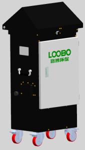 青岛路博 LB-2100大气二噁英类污染物采样器 同位素稀释高分辨气相色谱-高分辨质谱法