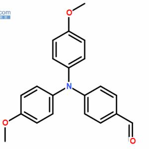 4-二对甲氧基苯胺基苯甲醛  产品图片