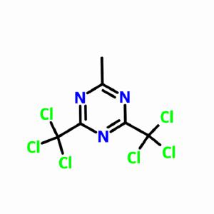 现货优势供应2-甲基-4,6-双(三氯甲基)-1,3,5-三嗪CAS号949-42-8 产品图片