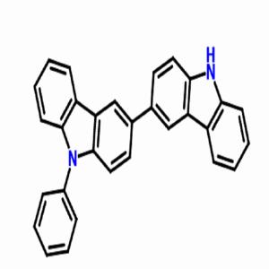 9'-苯基-9H,9H'-3,3'-咔唑 CAS号:1060735-14-9   主营产品