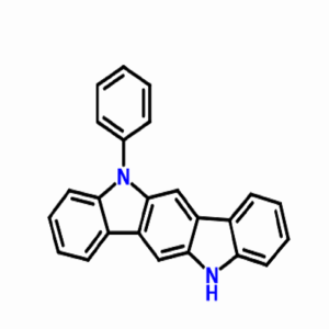 5-苯基-5,11-二氢吲哚并[3,2-B]咔唑  CAS:1316311-27-9   厂家热销