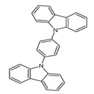 9,9-(1,4-亚苯基)双-9H-咔唑   CAS:19287-68-4  厂家核心产品
