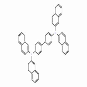 N,N,N',N'-四(2-萘基)-1,1'-联苯-4,4'-二胺  CAS:141752-82-1