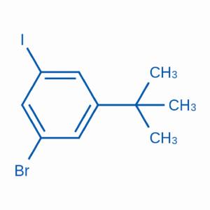 3-溴-5-碘-叔 丁 基 苯  CAS:186772-43-0  厂家热销
