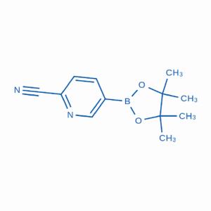 2-氰 基 吡 啶-5-硼 酸 频 那 酯     CAS : 741709-63-7    厂家促销