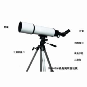 可接相机的林格曼烟气观测望远镜 产品图片