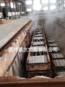 混凝土养护加湿控制系统