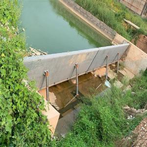 水利自控翻板闸门 翻板闸门生产厂家   景观钢坝闸门 定制