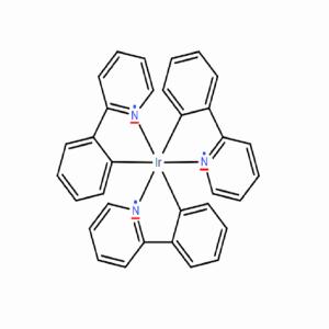 三[2-苯基吡啶-C2,N]铱(III)   CAS:94928-86-6  西甲历年射手榜供应