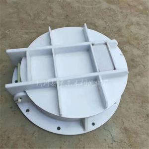 排水塑料拍门 拍门式止回阀 市政污水单向阀
