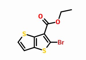 乙基 2-溴噻吩并[3,2-b]噻吩-3-羧酸酯  CAS:2055722-78-4  杰克斯JACS  科研优势现货