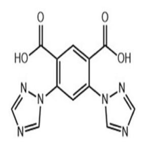 4,6-二(1H-1,2,4-三 唑-1-基)间 苯 二 甲 酸,CAS号:2227468-63-3现货热销产品