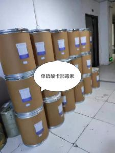 单硫酸卡那霉素25389-94-0 ;卡那霉素硫酸盐 生物化学 科研实验原料 出口标准 现货 产品图片