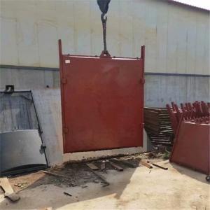 平面滑动PGZ1.5米×1.5米铸铁闸门价格