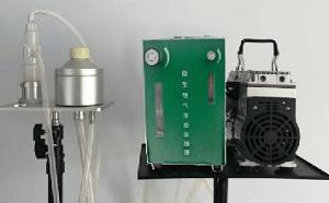 青岛路博 LB-NS2112微生物气溶胶浓缩器 可采集集中空调送风检测团菌