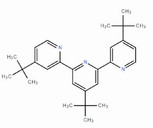 4,4′,4″-三叔丁基-2,2′:6′,2″-三联吡啶,CAS号:115091-29-7现货主打产品