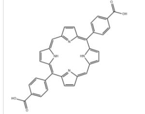 二羧基苯基卟啉  CAS号:167777-26-6  杰克斯JACS  科研现货  优势产品