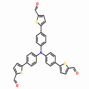5-[4-[4-(5-formylthiophen-2-yl)-N-[4-(5-formylthiophen-2-yl)