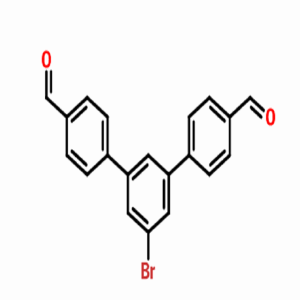 5'-Bromo-[1,1';3',1'']terphenyl-4,4''-dicarbaldehyde  厂家热销