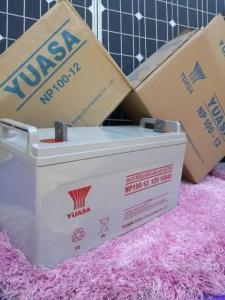 汤浅蓄电池NP100-12/12V100AH参数报价 产品图片